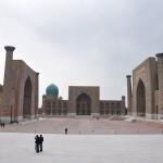 Samarkand - Registan-Platz