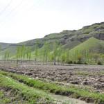 Tadschikische Landschaft